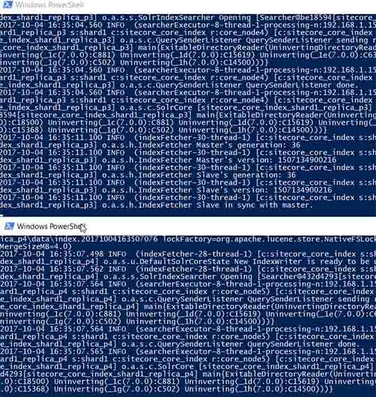 PowerShell_SolrCloud_Update_Tails-Node-4-5-PULL - Alpha Solutions