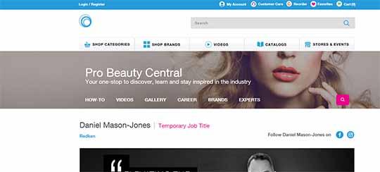 Salesforce Commerce Cloud Page - Alpha Solutions