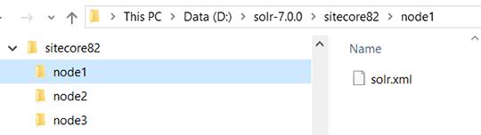 SolrCloud_3_nodes_local - Alpha Solutions