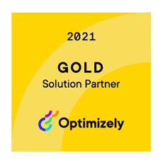 Optimizely Gold Partner 2021