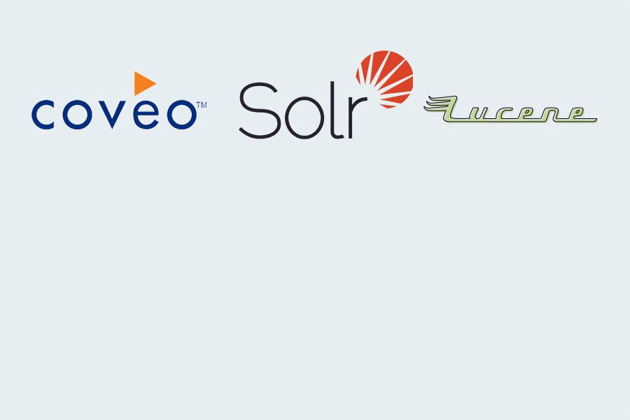 Coveo, Solr,  Lucene - Alpha Solutions