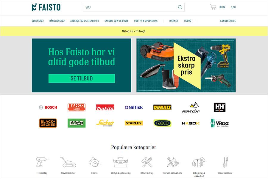 Faisto - Alpha Solutions