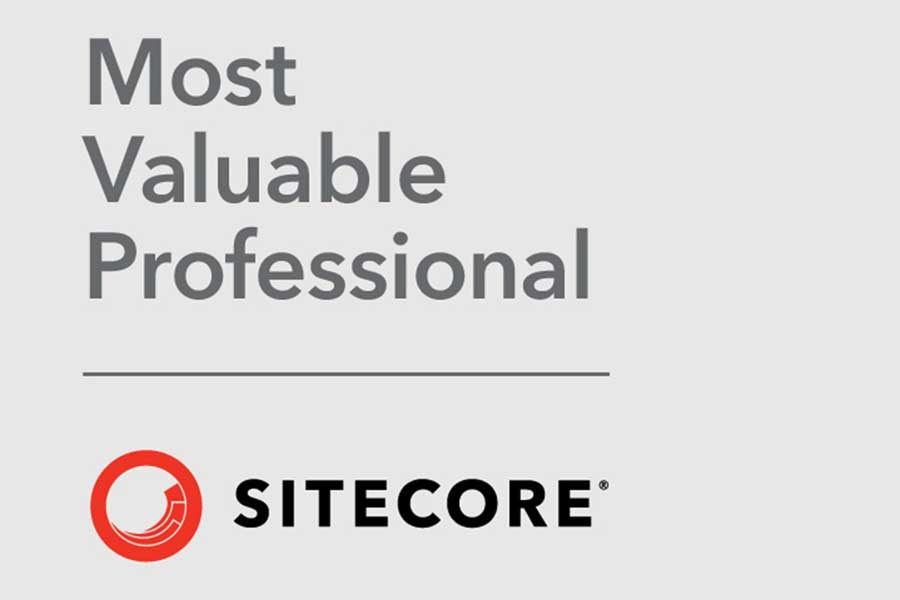 Sitecore - Most Valuable Professional