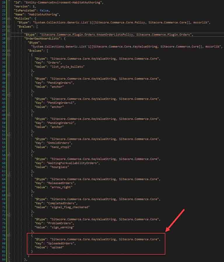 Order Dash Lists - Alpha Solutions