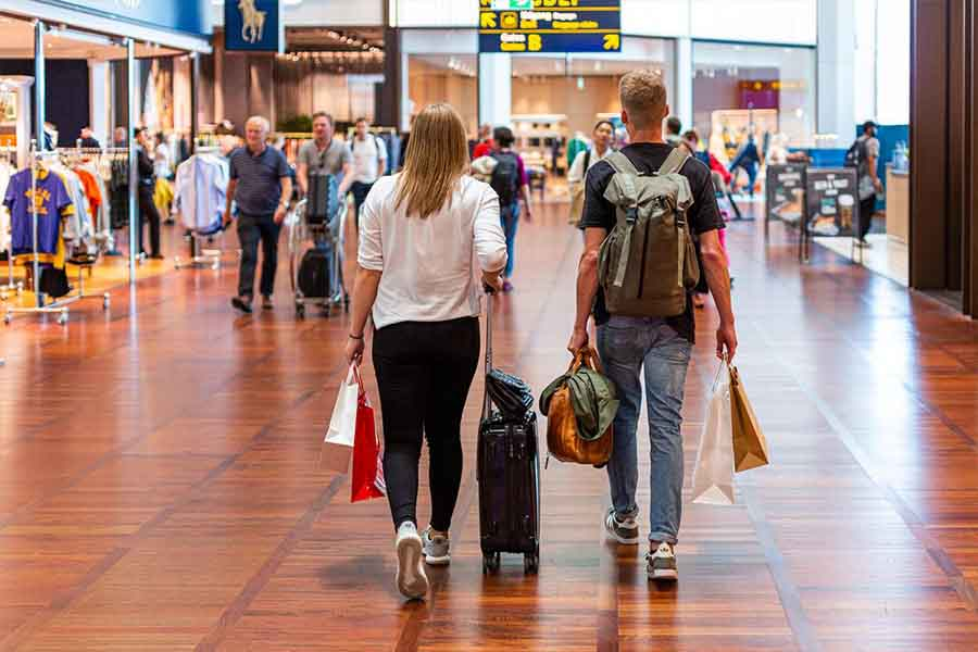 CPH Airport Travellers - Alpha Solutions