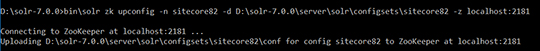 Command_Prompt_Upload_Sitecore_Config_Zookeeper - Alpha Solutions