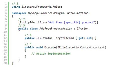Custom Action - Alpha Solutions