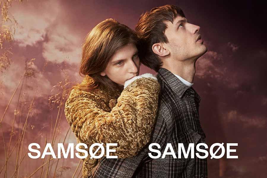 Samsoe Samsoe - Alpha Solutions