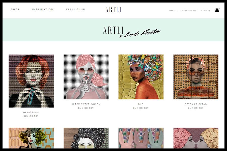 Artli Screenshop - Alpha Solutions