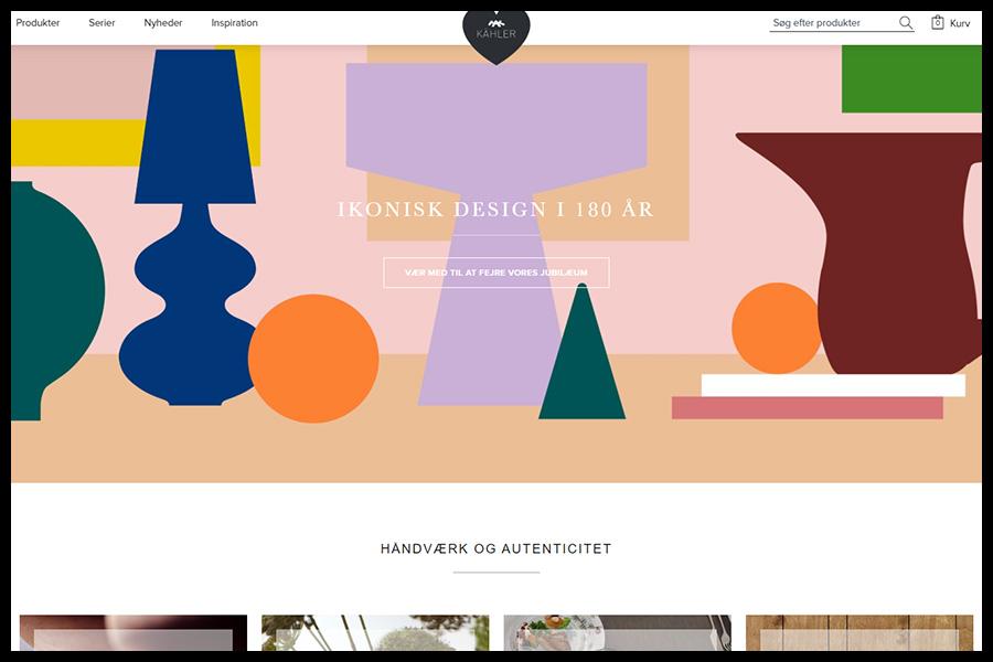 Kähler Design Screenshot - Alpha Solutions