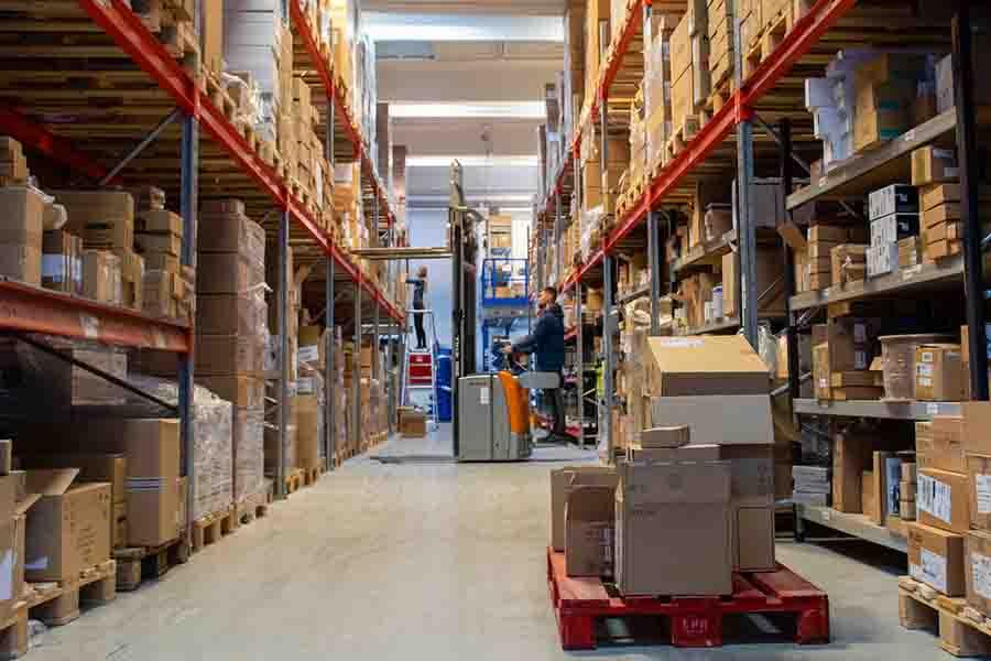 Convena warehouse - Alpha Solutions