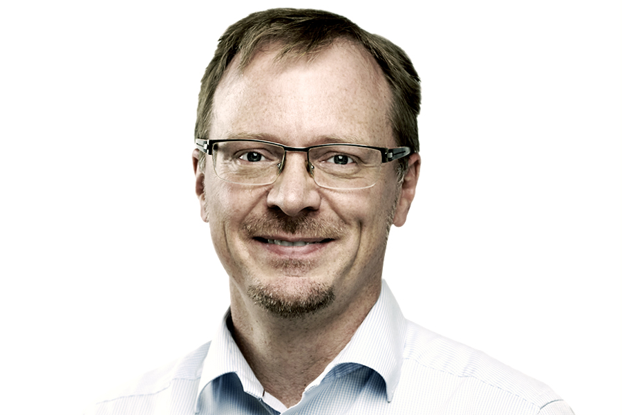 Roland Villemoes - Alpha Solutions