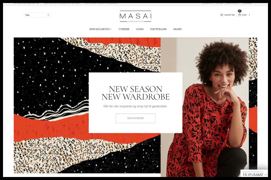 Masai Screenshot - Alpha Solutions