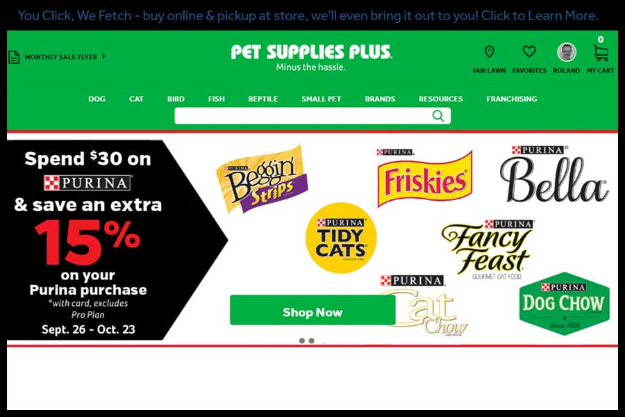 Pet Supplies Plus - Alpha Solutions